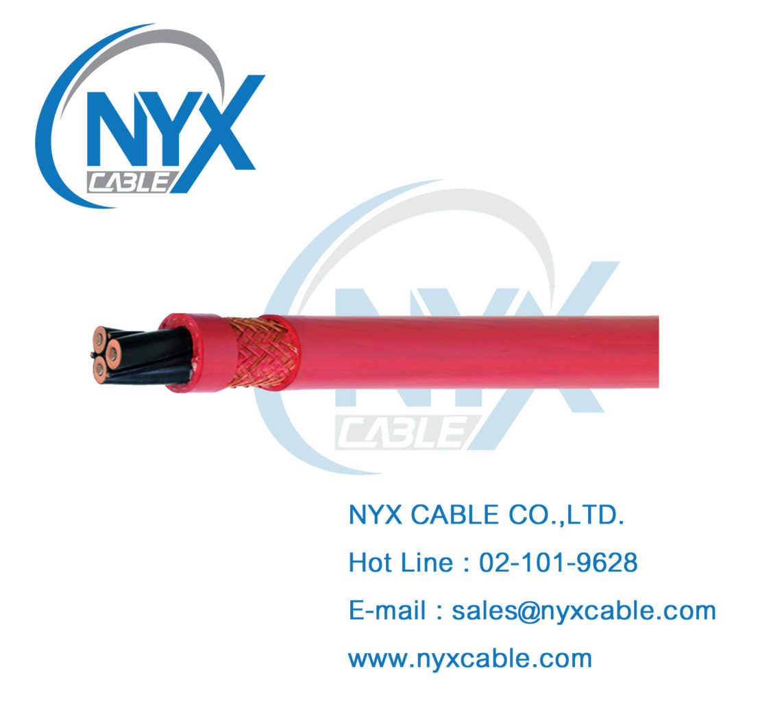 NTSCGEWOEU สายไฟรับแรงดึงสำหรับ Cable Reel ที่ใช้ในงานเหมืองโดยเฉพาะ