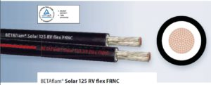 PV1-F, Solar Cable
