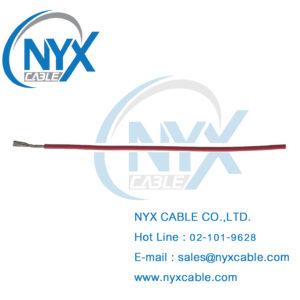 สายไฟทนความร้อน, SiF, Silicone Cable