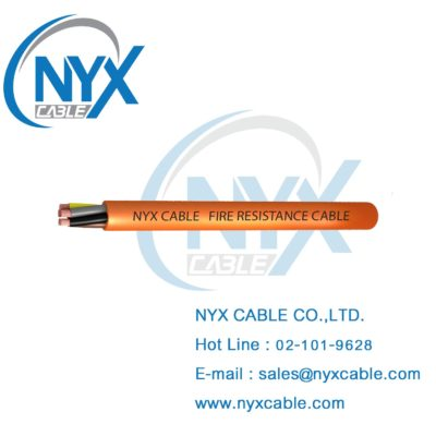 FRC Cable, Fire Resistance Cable